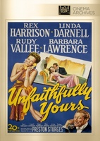 Unfaithfully Yours movie poster (1948) picture MOV_9a73e9c0