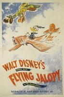 The Flying Jalopy movie poster (1943) picture MOV_9a7e40a5