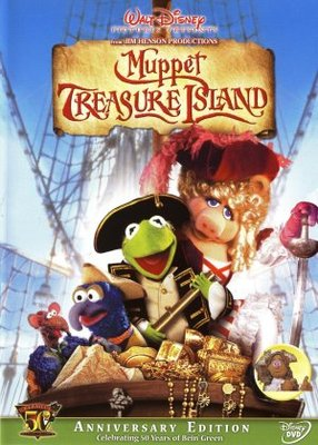 Muppet Treasure Island movie poster (1996) poster MOV_9a825024