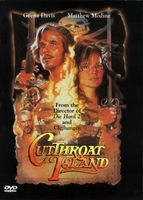 Cutthroat Island movie poster (1995) picture MOV_9a8764ba