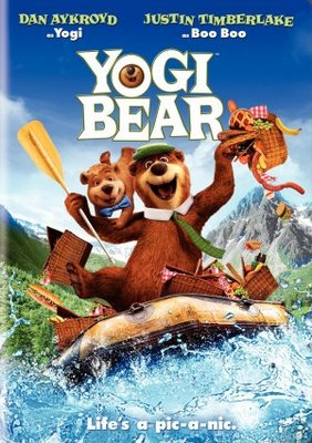 Yogi Bear Movie Poster Controversy Yogi Bear movie poster...