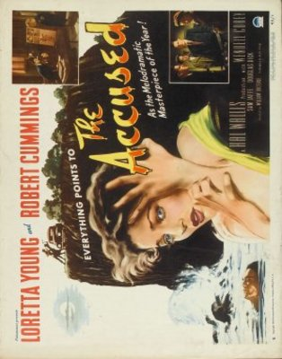 The Accused movie poster (1949) poster MOV_9a90d38c