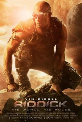 Riddick movie poster (2013) poster MOV_9a921b73