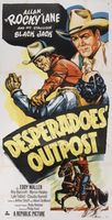 Desperadoes' Outpost movie poster (1952) picture MOV_9aa05dde