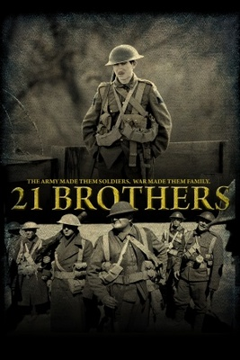 21 Brothers movie poster (2011) poster MOV_9aa0eaa5