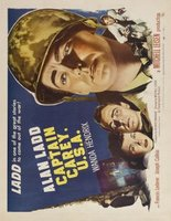 Captain Carey, U.S.A. movie poster (1950) picture MOV_9aa163c7