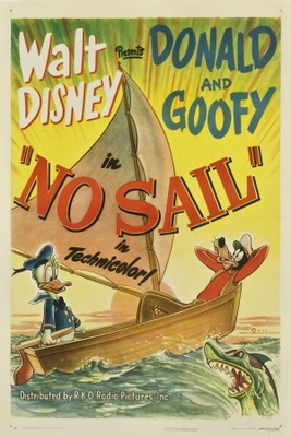 No Sail movie poster (1945) poster MOV_9aa331fd