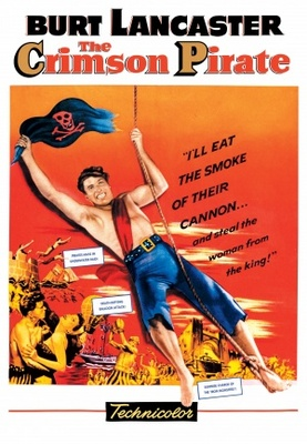 The Crimson Pirate movie poster (1952) poster MOV_9aa592fc