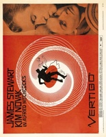 Vertigo movie poster (1958) picture MOV_9ab10cf3