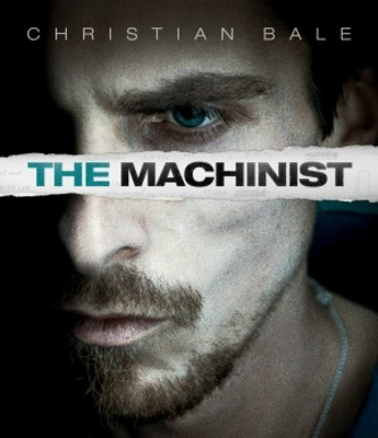 The Machinist movie poster (2004) poster MOV_9ab160bb
