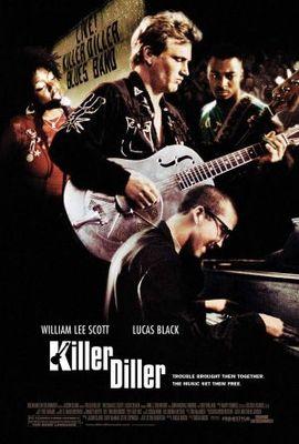 Killer Diller movie poster (2004) poster MOV_9ab221b6