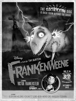 Frankenweenie movie poster (2012) picture MOV_9ab22e29