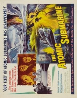 The Atomic Submarine movie poster (1959) picture MOV_94893c4b