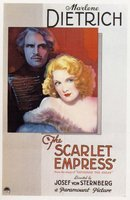 The Scarlet Empress movie poster (1934) picture MOV_9ab632bb