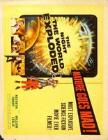 The Night the World Exploded movie poster (1957) picture MOV_9ab6630b