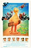 Sesame Street Presents: Follow that Bird movie poster (1985) picture MOV_9ab9d075