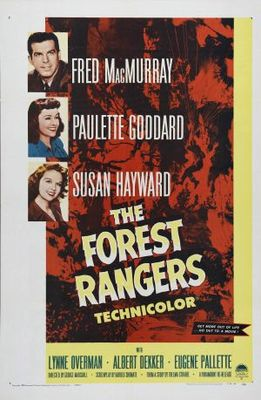 The Forest Rangers movie poster (1942) poster MOV_9ac10915