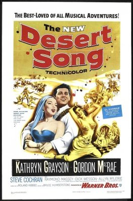 The Desert Song movie poster (1953) poster MOV_9ac2f846
