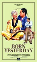 Born Yesterday movie poster (1950) picture MOV_9ac36c76