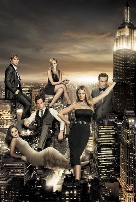 Gossip Girl movie poster (2007) poster MOV_9ac46b0e