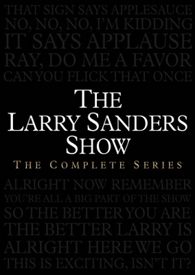 The Larry Sanders Show movie poster (1992) poster MOV_9acbc76b