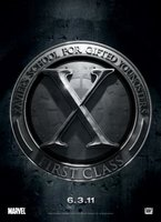 X-Men: First Class movie poster (2011) picture MOV_9acbe7f8
