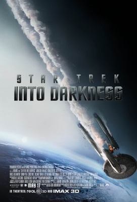 Star Trek Into Darkness movie poster (2013) poster MOV_9ad96d43