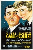 It Happened One Night movie poster (1934) picture MOV_9adda774