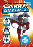 Captain Amazing Lad movie poster (2007) picture MOV_9ae2c6d8