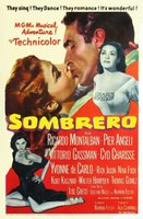 Sombrero movie poster (1953) picture MOV_9af6b426