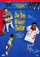 Do The Right Thing movie poster (1989) picture MOV_9af8769f
