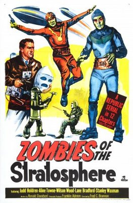 Zombies of the Stratosphere movie poster (1952) poster MOV_9aff0a76