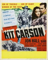 Kit Carson movie poster (1940) picture MOV_9b02ea41