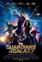 Guardians of the Galaxy movie poster (2014) picture MOV_9b074313