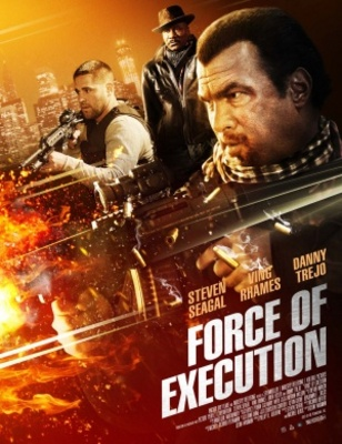 Force of Execution movie poster (2013) poster MOV_9b097456