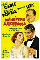 Manhattan Melodrama movie poster (1934) picture MOV_9b0c649c