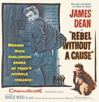 Rebel Without a Cause movie poster (1955) picture MOV_9b0da8fe