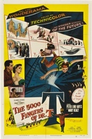 The 5,000 Fingers of Dr. T. movie poster (1953) picture MOV_9b13880e