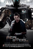 Real Steel movie poster (2011) picture MOV_9b143c63