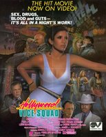 Hollywood Vice Squad movie poster (1986) picture MOV_9b14db70