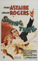 Swing Time movie poster (1936) picture MOV_9b15a6a1