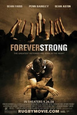 Forever Strong movie poster (2008) poster MOV_9b16d255