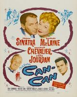 Can-Can movie poster (1960) picture MOV_9b16e1f6