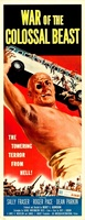 War of the Colossal Beast movie poster (1958) picture MOV_9b28ab05