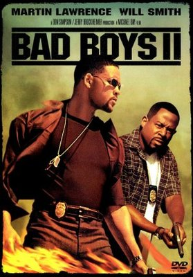 Bad Boys II movie poster (2003) poster MOV_9b2983cc
