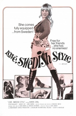 Love, Swedish Style movie poster (1972) poster MOV_9b2baf0d