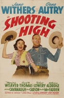 Shooting High movie poster (1940) picture MOV_9b38a4e5