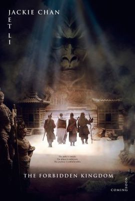 The Forbidden Kingdom movie poster (2008) poster MOV_9b392aa9