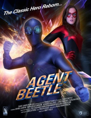 Agent Beetle movie poster (2012) poster MOV_9b3ceab5