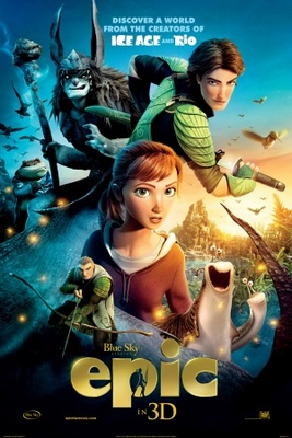 Epic movie poster (2013) poster MOV_9b3f1470